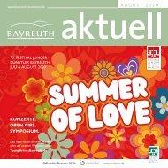 Bayreuth Aktuell August 2020