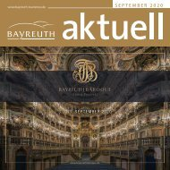 Bayreuth Aktuell September 2020