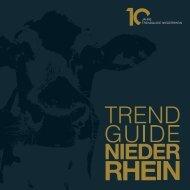 Trendguide Niederrhein Vol. 10
