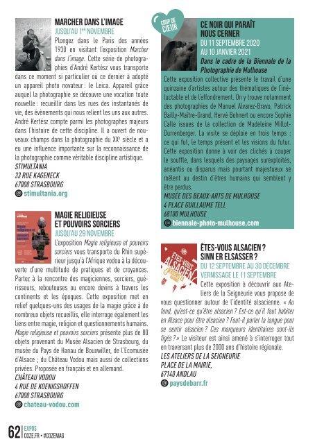 Coze Magazine #90 - Septembre 2020