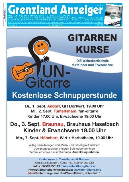 Grenzland Anzeiger 01.09.2020