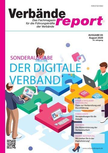 MARKTÜBERSICHT: Der digitale Verband