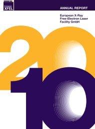 European XFEL Annual Report 2010