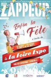 Le P'tit Zappeur - Larochelle #285