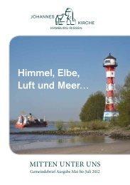 Rissener Orgelsommer - Johannes-Kirchengemeinde Hamburg ...