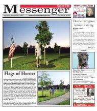 Grove City Messenger - August 23rd, 2020