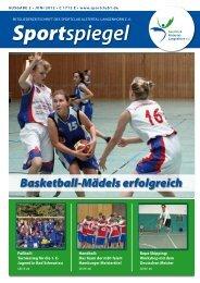 Sportspiegel_02-2012 - SC Alstertal Langenhorn