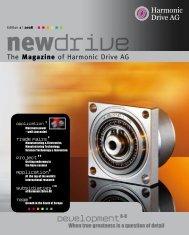 Development8-9 - Harmonic Drive AG