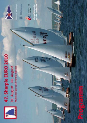 Programm (english and german) - Blankeneser Segel-Club eV