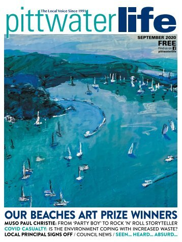 Pittwater Life September 2020 Issue