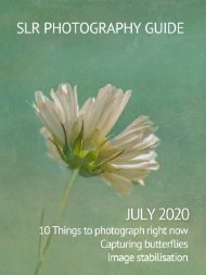 SLR Photography Guide - July Edition 2020