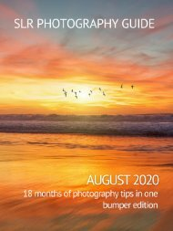 SLR Photography Guide - August Bumper Edition 2020