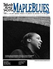 June 2012 - Toronto Blues Society