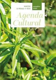 Agenda Cultural de Proença-a-Nova - Setembro 2020