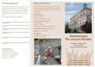 Gemeinsam für unsere Kinder - Knielingen I Viktor-von-Scheffel ...