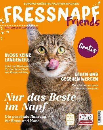 Fressnapf Friends 05/20