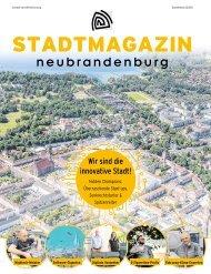 Stadtmagazin - August 2020