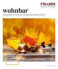 wohnbar Herbst 2020 Fellner
