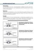 BEDIENUNGSANLEITUNG WINKELSCHLEIFER 900W - Seite 4