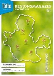 Töfte Regionsmagazin 08/2020 -  Kommunalwahlen