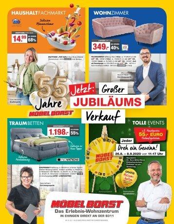 2020/35 - Möbel Borst 26.08. - 08.09.2020