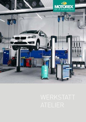 Werkstatt / Atelier