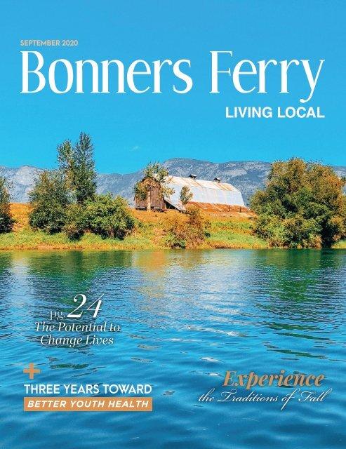 September 2020 Bonners Ferry Living Local