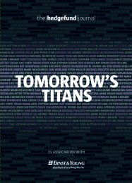 tomorrow's titans - The Hedge Fund Journal
