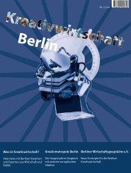 Was ist Kreativwirtschaft? - Berliner Wirtschaftsgespräche eV