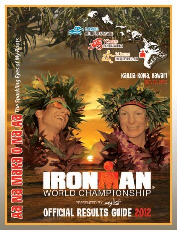 The Sparkling Eyes of My Roots - Ironman Triathlon