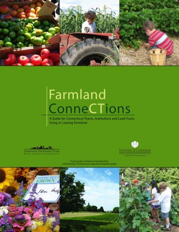 Farmland ConneCTions - Cooperative Extension System ...