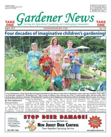 Four decades of imaginative children's gardening! - Gardener News