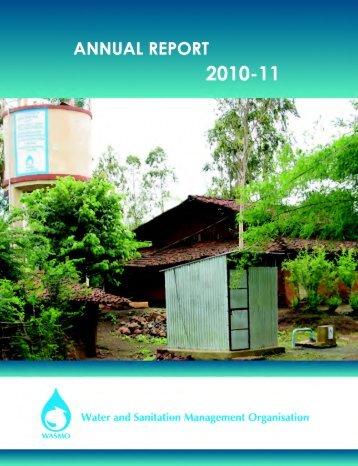 Annual Report 2010-2011 - wasmo