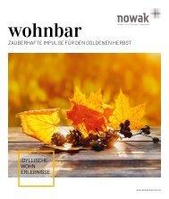 wohnbar Herbst 2020 Nowak