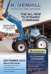 Ravenhill  September 2020 Leaflet