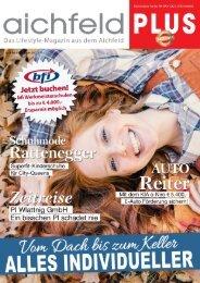Aichfeld Plus Magazin September 2020