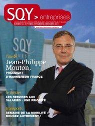 Jean-Philippe Mouton, - Saint-Quentin-en-Yvelines