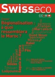à quoi ressemblera le Maroc - Chambre de commerce Suisse au ...