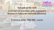 As an investment or for your own use, this commercial premises in Palma de Mallorca offers it all! (LOC0019)