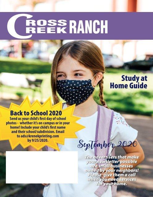 Cross Creek Ranch September 2020