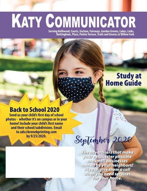Katy Communicator September 2020