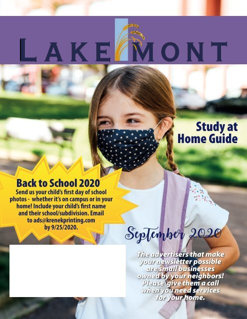 Lakemont September 2020