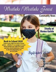 Westlake Forest September 2020
