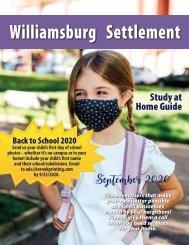 Williamsburg Settlement September 2020
