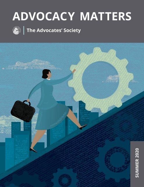Advocacy Matters - Summer 2020