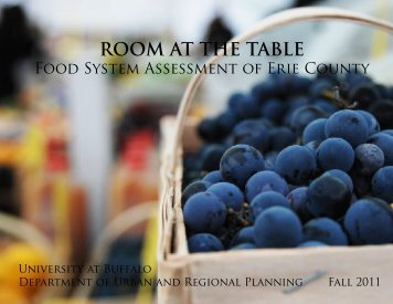 ROOM AT THE TABLE - Farmland Information Center
