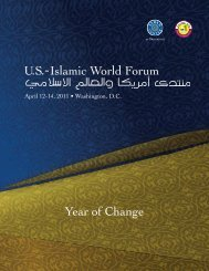 Forum Agenda and Participant Biographies - Brookings Institution
