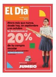 Edición impresa 28-08-2020