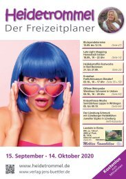 Heidetrommel Heft 198