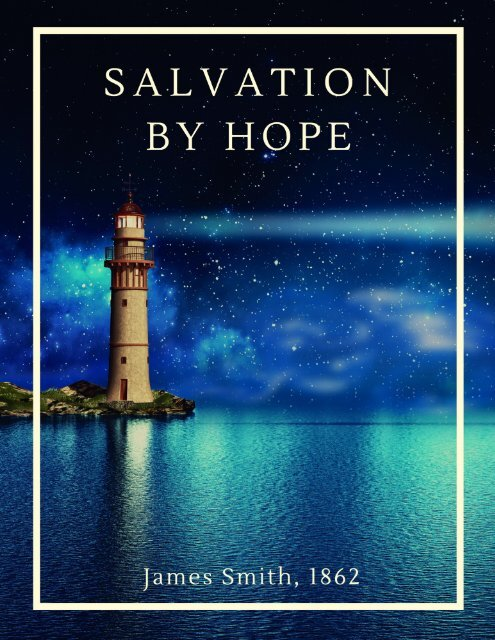 Salvation by Hope